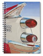 59 Dodge Royal Lancer Spiral Notebook