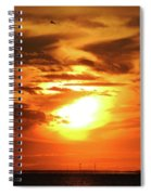 6-10-16--0827 Don't Drop The Crystal Ball Spiral Notebook