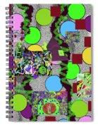 6-10-2015abcdefghijklmnopqrtuvwxyz Spiral Notebook