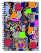 6-10-2015abcdefghijklmnopqrtuvwxyzabcdefghij Spiral Notebook