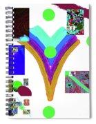 6-11-2015dabcdefghijklm Spiral Notebook