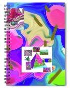 6-19-2015d Spiral Notebook