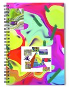 6-19-2015dabcdefghijklmnopqrtuvwxyza Spiral Notebook