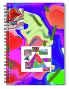 6-19-2015dabcdefghijklmnopqrtuvwxyzabcdefgh Spiral Notebook