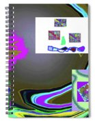 6-3-2015babcdef Spiral Notebook