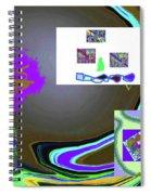 6-3-2015babcdefg Spiral Notebook