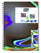 6-3-2015babcdefghi Spiral Notebook