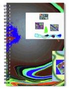 6-3-2015babcdefghij Spiral Notebook
