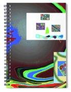 6-3-2015babcdefghijkl Spiral Notebook
