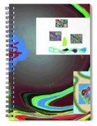 6-3-2015babcdefghijklm Spiral Notebook