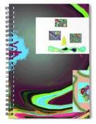 6-3-2015babcdefghijklmno Spiral Notebook