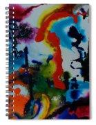 Splattt Spiral Notebook