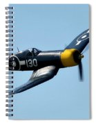 Aircraft Spiral Notebook