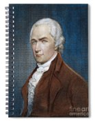 Alexander Hamilton Spiral Notebook