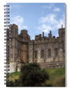 Arundel Castle Spiral Notebook
