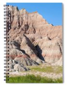 Badlands National Park South Dakota Spiral Notebook