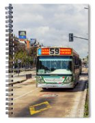 Buenos Aires, Argentina Spiral Notebook