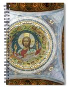 Church Of The Savior On Spilled Blood  Spiral Notebook
