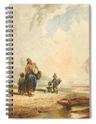 Coste Della Crimee Spiral Notebook