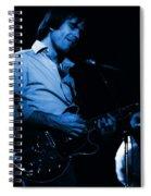 #6 Enhanced In Blue Spiral Notebook