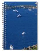 Eze, Alpes-maritimes Department, France Spiral Notebook