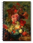 Fruit Piece Spiral Notebook
