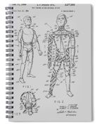 G.i. Joe Patent 1964  Spiral Notebook