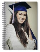 Golden Hour Senior  Spiral Notebook