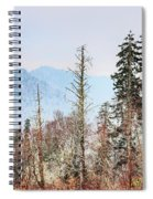 Great Smoky Mountains National Park Spiral Notebook