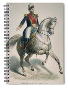 Napoleon IIi (1808-1873) Spiral Notebook