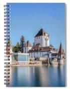 Oberhofen - Switzerland Spiral Notebook