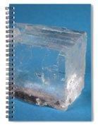 Rock Salt Spiral Notebook