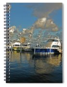 6- Sailfish Marina Spiral Notebook