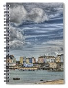 Tenby Harbour Spiral Notebook