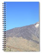 Tenerife - Mount Teide Spiral Notebook