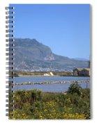 Trapani - Sicily Spiral Notebook