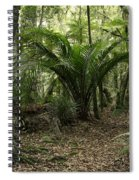 Tropical Jungle Spiral Notebook