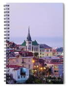 Valparaiso, Chile Spiral Notebook