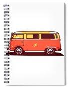 Volkswagen Spiral Notebook