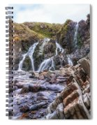 Welcombe Mouth Beach - England Spiral Notebook