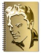 Elvis Presley Collection Spiral Notebook