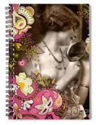 Goddess Spiral Notebook