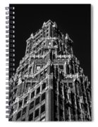 66 Court Street In Brooklyn Ny Spiral Notebook