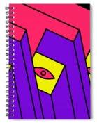 666 Spiral Notebook