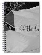 66th North Carolina Spiral Notebook