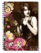 Goddess Spiral Notebook