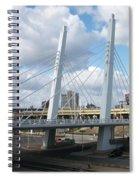 6th Street Bridge Spiral Notebook