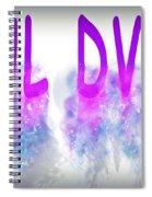 6ul Dv8 Spiral Notebook
