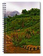 6x1 Philippines Number 470 Panorama Tagaytay Spiral Notebook