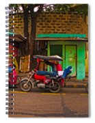 6x1 Philippines Number 48 Panorama Spiral Notebook